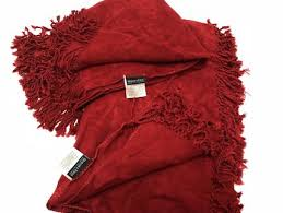 morgan finch red throw rugs