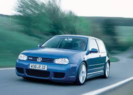 2003 Volkswagen Golf R32 Review - Top Speed