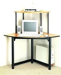 glasetal corner computer desk wood and metal corner desk desk glasetal x glasetal corner computer desk