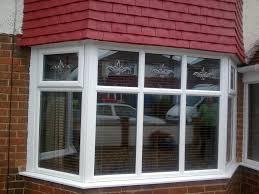 Double Glazed Bow Window Cost Double Glazing UPVC Bay Window Double Glazed Bow Window Cost