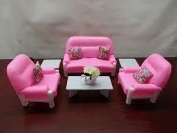 barbie dollhouse furniture cheap. gloria barbie doll house furniture94014 living room play set dollhouse furniture cheap l