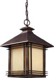 Large Hanging Front Porch Lights Elk Lighting 42103 1 Blackwell Outdoor Hanging Lantern