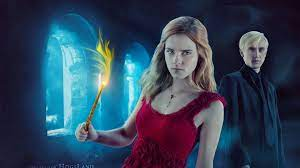 Wallpaper Harry Potter, Hermione ...