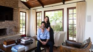 Living Room Spanish Interior Design Inside John Stamoss Spanish Style Aerie In Beverly Hills