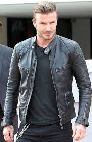 moto leather jacket mens. david beckham leather jacket genuine soft lambskin bomber biker - 1258 in clothing, shoes \u0026 accessories, men\u0027s coats jackets moto mens a