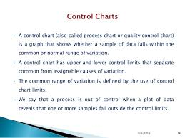 Quality Control Charts Basics Of Statistical Quality Control For Pharmaceuticals