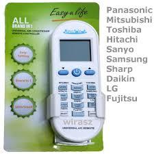hitachi remote. universal aircon air cond remote control - daikin lg sharp hitachi hitachi