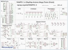heatbed not working pressauto net ramps 1.4 endstop wiring at Reprap Wiring Diagram