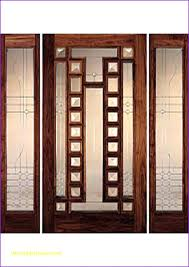 Fascinating Wooden Single Front Door Designs For Houses Images