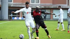 Fatih Karagümrük ile Sivasspor 1-1 berabere kaldı - Spor