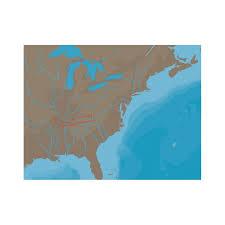 Cumberland River Charts C Map Na C046c Card Nt Cumberland River C Card Format Electronic Chart