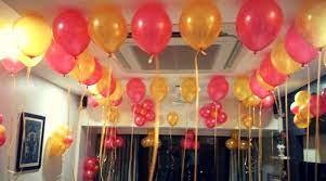 balloon decoration at home mumbai rs