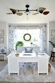 home office decor room. Home Office Decor - This Room Went From Dining To Office. So Pretty! Home Office Decor