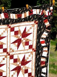 155 best Quilt Border Ideas images on Pinterest | Quilting ideas ... & Mystery Quilt - border detail Adamdwight.com
