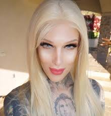 makeup artist jeffree star is launching his own metallic liquid lipsticks line