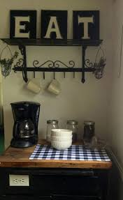 Kitchen Coffee Station 112 Best Coffee Station Images On Pinterest Coffee Nook Coffee