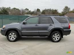 Galactic Gray Mica 2009 Toyota 4Runner Sport Edition Exterior ...