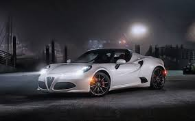 2015 alfa romeo 4c wallpaper. 2015 Alfa Romeo Spider On Wallpaper