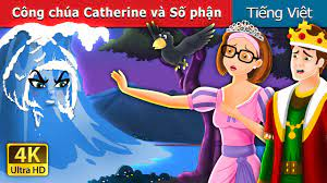 Công chúa mùa xuân | The Princess of Spring Story in Vietnam | Truyện cổ  tích việt nam