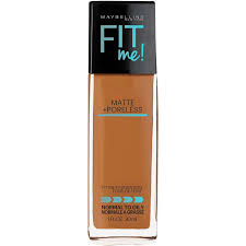 best overall maybelline makeup fit me matte poreless liquid foundation