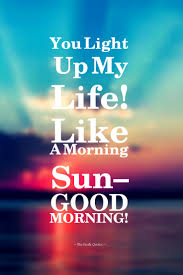 Good Morning My Love Quotes Custom Cute Romantic Good Morning Wishes Images TheFreshQuotes