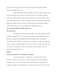 information technology essay sample  7 spy