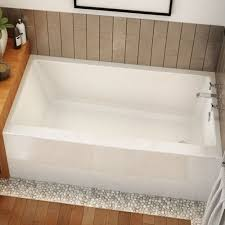 acrylic soaking tub 60 x 30. rubix 6632 afr acrylic soaking bathtub tub 60 x 30