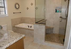 Renovation Ideas For Bathrooms corner tub with shower hate that the shower is bined but that 7748 by uwakikaiketsu.us