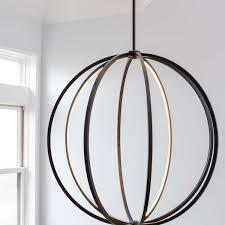 sphere lighting fixture. LED Pendant Sphere Lighting Fixture