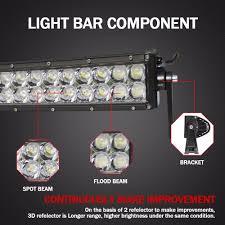 14 Inch Led Light Bar China Dual Rows 3d 14inch 72w Curved Led Light Bar Photos