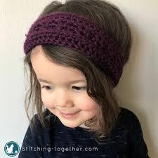 Crochet Winter Headband Pattern Free