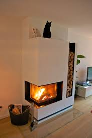 Designer Kaminofen Moderner Heizkamin Kamin Ofenmodern Fireplace Www