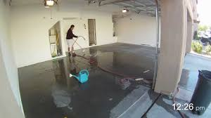 black floor paintHow to Apply Garage Floor Epoxy  in 2 Minutes  YouTube