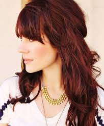 Dark Brown Red Hair Color Chart Brown Pelo With Red Highlights Tumblr Brown Red Pelo Color
