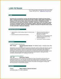 Best     Teaching resume ideas on Pinterest   Teacher resumes     sample teacher resume   like the bold name with line