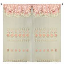 rose pink room decor tier embroidery