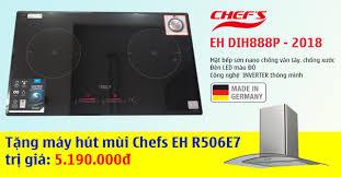 Bếp nhập khẩu Đức có nên mua bếp từ của hãng Chefs không ?