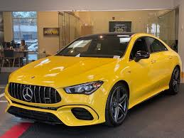 Figures depend on the proportion of miles driven in pure electric mode and may vary widely. New 2021 Mercedes Benz Cla Cla 45 Amg Coupe In Mb10840 Baker Motor Company