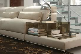 Divano angolare con schienali reclinabili joe