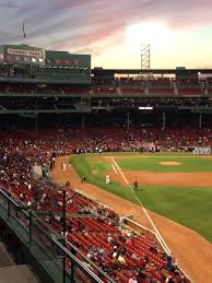 Red Sox Seating Chart Pavilion Box Breakdown Of The Fenway Park Seating Chart Boston Red Sox