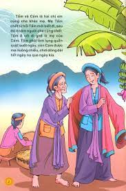 Sách Truyện Tranh Cổ Tích Việt Nam Hay Nhất - Tấm Cám - FAHASA.COM