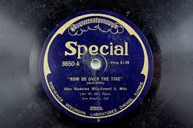 Mr. & Mrs. E. C. Mills - Special 78 RPM - No Disappointment In Heaven at  Amazon's Entertainment Collectibles Store