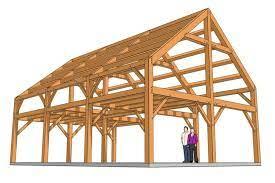 barn plans timber frame hq