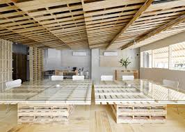 pallet office. 15 Of 15; Shitomito Palette By Hiroki Tominaga Atelier Pallet Office H