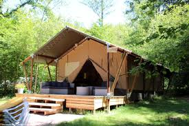 Chalet Te Huur Op Camping Frankrijk