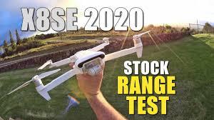 <b>FIMI X8SE</b> 2020 Edition Range Test to 0% Power - How Far Will it Go?