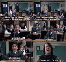 School Of Rock Quotes Unique 48 Best Quotes Images On Pinterest Funny Stuff Chistes And Funny