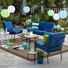 patio furniture set kmart patio sets outside chairs