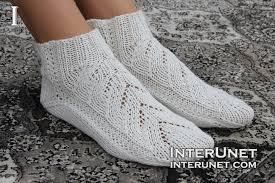 Sock Knitting Pattern Inspiration How To Knit Socks On Two Needles Interunet