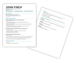 Professional Strengths Resume How To Write A Professional It Resume With An Example